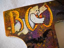 julies creative ideas a halloween boo