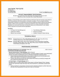 project manager resume sample omar alnoori it development and