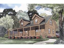 cabin style house plans crooked creek log cabin home plan 073d 0013 house plans and more