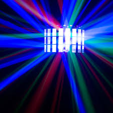 chauvet dj fxarray q5 effect light chauvet dj kinta fx compact multi effect light with kinta laser