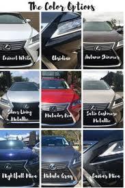 lexus color 2017 lexus is f sport exterior color options lexus model info