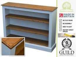 white cream or grey 3ft x 4ft adjustable painted bookshelves