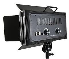 Led Photography Lights Amazon Com Ephoto 2 X 500 Led Video Panel Photography Video