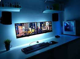 25 Best Ideas About Gaming Setup On Pinterest Pc Gaming by Best 25 Pc Setup Ideas On Pinterest Gaming Pc Set Gaming Setup