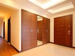 Wall To Wall Closet Doors Wood Sliding Closet Doors For Bedrooms Home Romances