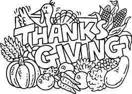 130 thanksgiving coloring pages for the suburban