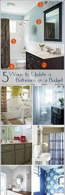 small bathroom remodel ideas on a budget vintage rustic industrial bathroom reveal budget bathroom