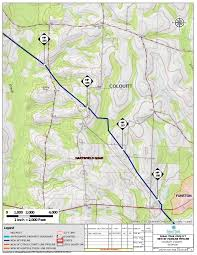 Florida Trail Map by Quad Maps For Entire Proposed Pipeline Path By Sabal Trail