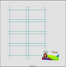 blank business card template free template for business card a