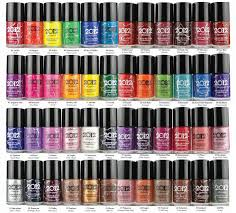 oil base nail polish