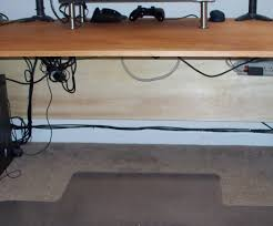 simple desk plans simple plywood desk desk 1 0 10 steps with pictures