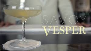 vesper martini james bond u0027s cocktail of choice the vesper martini youtube