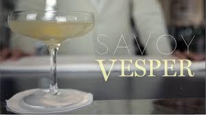 martini vesper james bond u0027s cocktail of choice the vesper martini youtube