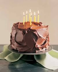How To Decorate Cake At Home Birthday Cakes Martha Stewart