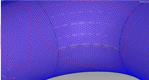 query about geometry cleanup and meshing hypermesh altair