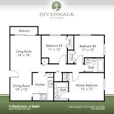 plan de maison gratuit 3 chambres maison simple et moderne avec 2 chambres et suite parentale plan