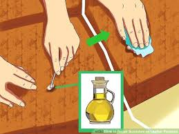 Leather Sofa Rip Repair Kit How To Repair Leather Sofa Image Titled Repair Scratches On