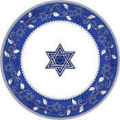 hanukkah tableware hanukkah tableware hanukkah plates party city