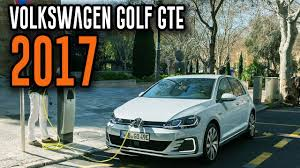 vw considers making an electric 2017 volkswagen golf gte