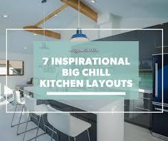 7 inspirational big chill kitchen layouts part 1 big chill