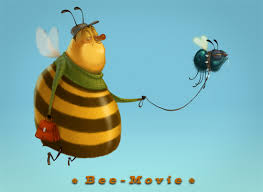 living lines library bee movie 2007 concept art