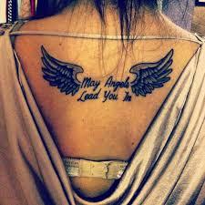 back rip designs wings tattoos rip