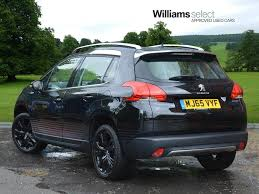 peugeot approved used cars used 2015 peugeot 2008 1 2 puretech urban cross 5dr start stop