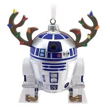 hallmark lucasfilm wars r2d2 ornament home kitchen