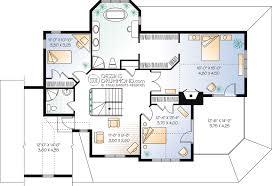 Sugarberry Cottage Floor Plan House Plan Maison Etage 2 Stories Etage W3804 House Pinterest