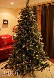 Christmas Tree Decorating Ideas Pictures 2011 Epbot Diy Upgrade For Your Christmas Tree