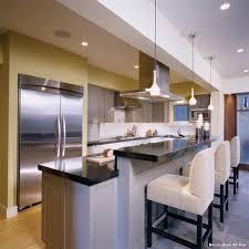 decoration salon cuisine bar de salon moderne avec residence decoration cuisine idees et