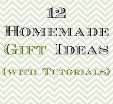 handmade wedding gifts 12 gift ideas with tutorials