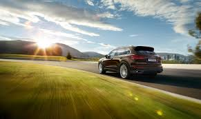 porsche cayenne fuel economy it s great when the of a sports car can also go the distance