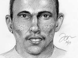police release sketches of man suspected of exposing himself to
