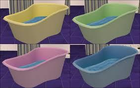 mod the sims rub a dub toddler tub