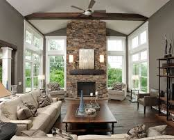 stone fireplace decor fireplace design living rooms and living