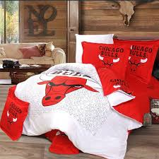 Jordans Furniture Bedroom Sets by Chicago Bulls Bedding Set Queen Twin Size Chicago Bulls King