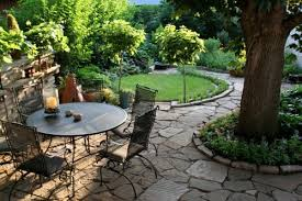 Ideas For A Small Backyard by Triyae Com U003d Landscaping A Small Backyard For Privacy Various