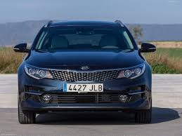 Kia Optima Sportswagon 2017 Pictures Information U0026 Specs