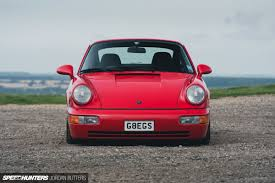 porsche 964 red meeting your hero the ocd 964 speedhunters