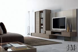 Modern Wall Units And Entertainment Centers Extra Long Walnut And Black Media Center Tv Entertainment Unit A