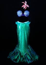 Mermaid Halloween Costume Kids 76 Ursula U0026 Mermaid Images