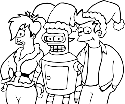 anime robot one eye and boy coloring page wecoloringpage