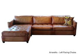 Leather Sectional Sleeper Sofa With Chaise Sectional Sofas Leather U2013 Ipwhois Us
