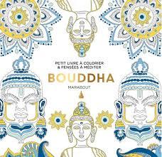 Livre Le petit livre de coloriage  bouddha Xxx Marabout Loisirs