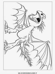 train dragon coloring pages monstrous nightmare u0027s