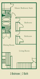 Best 3 Bedroom Floor Plan by 2 3 Bedrooms Apartments Floorplans Norfolk Archer U0027s Green