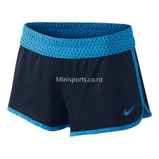 light blue nike shorts casual women s reversible shorts nike gym navy blue light blue