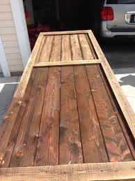 Make Barn Door by Our Barn Door Bedroom Addition