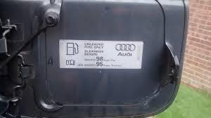 Audi Q5 87 Octane - a fuel question audi sport net